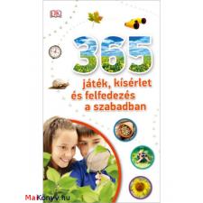 Szilágyi Zsófia (ford.) 365 játék, kísérlet és felfedezés a szabadban ajándékkönyv