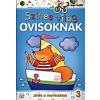 SZÍNES VILÁG OVISOKNAK 3. - JÁTÉKOK MATRICÁKKAL