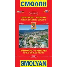 Szmoljan (Pamporovo and Csepelare) térkép - Domino térkép