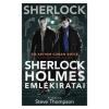 Szukits Kiadó Sir Arthur Conan Doyle: Sherlock Holmes emlékiratai (BBC-s borító)