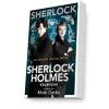 Szukits Kiadó Sir Arthur Conan Doyle: Sherlock Holmes kalandjai (BBC filmes borító)