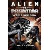 Szukits Kiadó Tim Lebbon: Alien vs. Predator - Armageddon - A Harag Háborúja-trilógia 3.