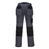 T602 - Urban Work Holster nadrág - szürke / fekete - 34/M