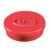 Táblamágnes, 20 mm, piros