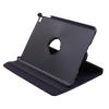 Tablettok iPad Mini 4 fordítható fekete műbőr tablet tok