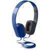 Tablis összehajtható fejhallgató, kék
