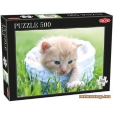 Tactic Macska, 500 db-os puzzle puzzle, kirakós