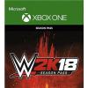 Take-Two WWE 2K18: Season Pass - Xbox One digitális
