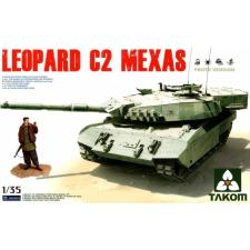Takom Canadian MBT Leopard C2 MEXAS tank harcjármű makett Takom 2003 makett figura
