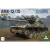 Takom French Light Tank AMX w. SS-11 ATGM 2in1 tank makett Takom 2038