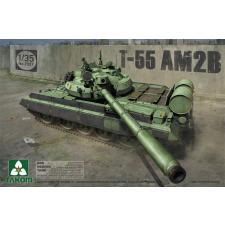 Takom T-55AM2B tank makett 2057 makett figura