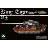 Takom WWII German Heavy Tank Sd.KFZ.182 King tank makett 2046