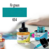 Talens Ecoline akvarellfesték koncentrátum, 30 ml - 654, fir green
