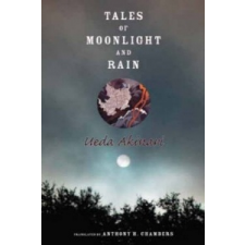 Tales of Moonlight and Rain – Ueda Akinari idegen nyelvű könyv