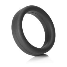 Tantus Tantus Super Soft - péniszgyűrű (fekete) péniszgyűrű