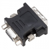 Targus Átalakító, DVI-I (M) to VGA (F) Adapter - BLACK