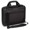 Targus Notebook táska, CitySmart 14,15,15.6 High Capacity Topload Laptop Case - Black/Grey (TBT915EU)