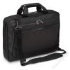 """Targus Notebook táska TBT914EU, CitySmart 14,15,15.6"""" SlimlineTopload Laptop Case - Black/Grey"""