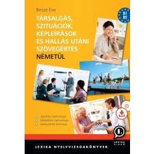 Társalgás, szituációk, képleírások és hallás utáni szövegértés - németül idegen nyelvű könyv