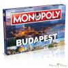 Társasjáték Monopoly Budapest