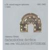 Tarsoly Kiadó Vámossy Ferenc: A 20. század magyar építészete 1. - Örökségünk értékei, válságos évtizedek - 1902-1956