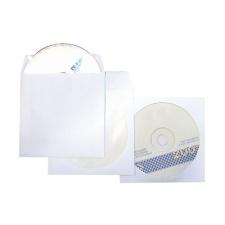 Tasak CD-hez fehér önt. tasak