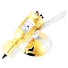 Tavolino miniatűr rakéta óra