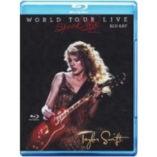 TAYLOR SWIFT - Speak No World Tour Live /blu-ray/ BRD zene és musical