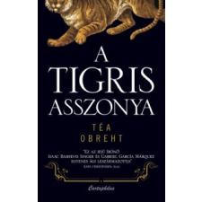 Téa Obreht A TIGRIS ASSZONYA regény