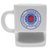 Team bögre - Team Football Biscuit Mug Rangers