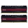 Team Group Delta Series piros LED, DDR4-2400, CL15 - 8 GB Kit /TDTRD48G2400HC15ADC01/