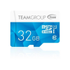 Team Group memory card Micro SDHC 32GB UHS-I +Adapter; Blue