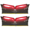 Team Group T-Force Nighthawk, piros LED, DDR4-3200, CL16 - 32 GB (THRD432G3200HC16CDC01)