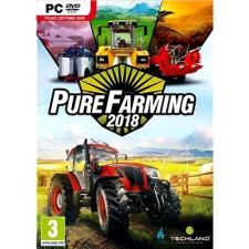 Techland Pure Farming 2018 (PC) DIGITAL videójáték