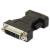 Techly DVI to VGA adapter F/M