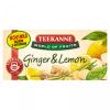 Teekanne gyümölcstea 20x1,75 g gyömbér és citrom ízű