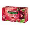 """TEEKANNE Gyümölcstea, 20x2,5 g, TEEKANNE """"Fruit kiss"""", eper-meggy"""