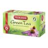 TEEKANNE Zöld tea, 20x1,75 g, TEEKANNE, echinacea KHK268