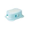 Tega Gyerek csúszásgátlós fellépő fürdőszobába Kutyus és cica kék | Kék |