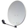 Telesystem parabolaantenna 82x72cm vas, karton