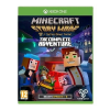 Telltale Games Minecraft Story Mode The Complete Adventure Xbox One