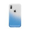 Telone Bling szilikon tok Apple iPhone 11 Pro-hoz kék, csillámos