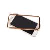 Telone Clear szilikon tok Samsung A310 Galaxy A3 2016-hoz arany