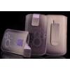 Telone Deko 3 álló bebújtatós bőrtok lila (Nexus 7, P3100,  iPad mini)*