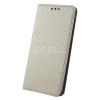 Telone Oldalra nyíló telefontok rombuszmintával Huawei P Smart mobiltelefonhoz - ARANY