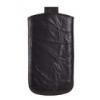 Telone Special Creased álló kihúzhatós bőrtok Nokia Asha 303 méretű fekete*