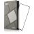Tempered Glass Protector Edzett üveg védőkeret Realme 7 5G-hez, fekete + fényképezőgép-üveg