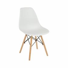 Tempo CINKLA 3 NEW Modern szék, fehér színben bútor