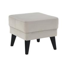 Tempo Puff, krém-fekete, Rodeza bútor