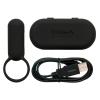 Tenga TENGA Smart Vibe péniszgyűrű (fekete)